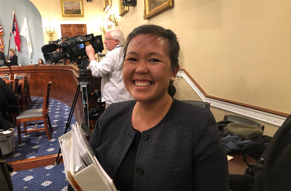 My Knauss Story: A day in the life of a Congressional staffer