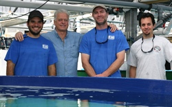 Researchers Find Offshore Aquaculture has a Low Nutrient Footprint