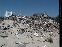 Sea Grant shares lessons learned from coastal storms to help communities