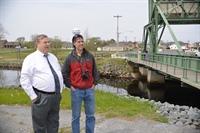 Delaware Sea Grant coastal communities specialist Ed Lewandowski