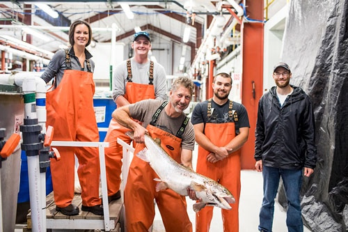 Get to Know Great Lakes' Fish, Fish Farmers and Aquaculture at the Sea Grant Great Lakes Aquaculture Day 2020