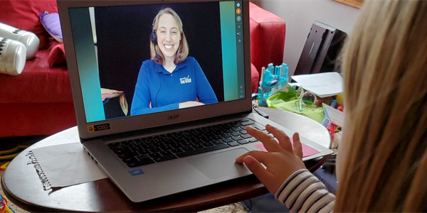 12 weeks, thousands of kids: How NOAA Live! connected students to science at home