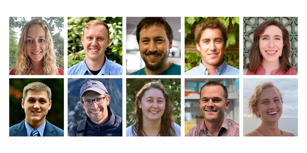 Sea Grant and NOAA Fisheries Announce 2020 Joint Fellowship Program Awardees