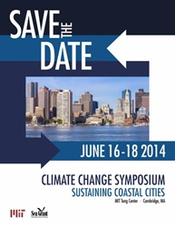 MIT Sea Grant Hosts a Climate Change Symposium on Sustaining Coastal Cities