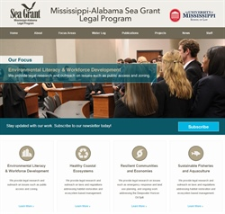 Mississippi-Alabama Sea Grant Legal Program