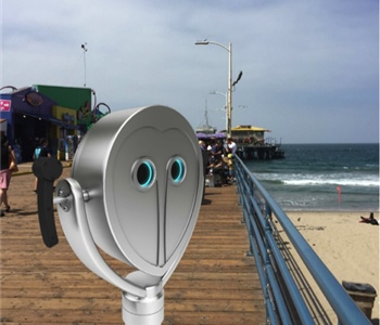 USC Sea Grant Innovation Helps the City of Santa Monica Gauge Public Concern about Sea Level Rise