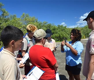 Puerto Rico Sea Grant Delivers Educational Tools to Increase Ocean Literacy Among Local Students